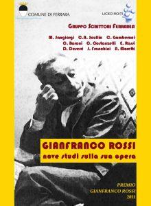 Copertina Gianfranco Rossi