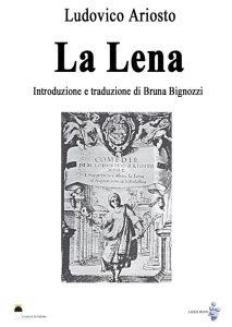 """Copertina dell'ebook """"La Lena""""."""