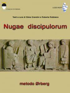 """Copertina dell'ebook """"Nugae discipulorum""""."""