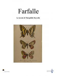 """Copertina dell'ebook """"Farfalle"""""""