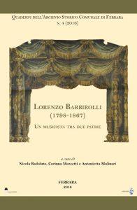copertina Quaderno Archivio Storico n. 4
