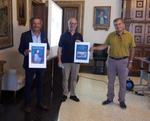 Andrea maggi, Mario Sileo e Francesco Scafuri